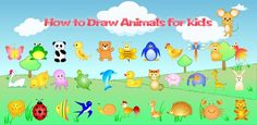 How to Draw Animals for Kids v1.0.5 - Free full version android apk downloads searchengine