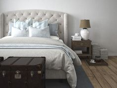 9 Free and Creative Bedroom Storage Ideas