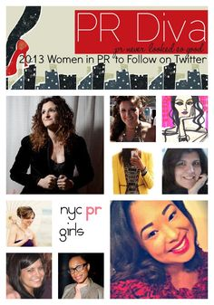 10 women in PR to follow on Twitter.