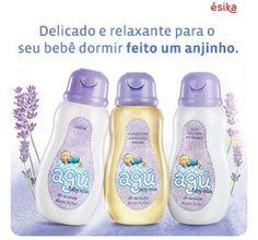 Linha Agú para seu bebê sempre perfumado e bem cuidado. Fale comigo: muitomaisbelcorp@gmail.com facebook.com/muitomaislbel