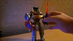 Revue de Jouet - Hasbro Grimlock Transformers Generations Fall of Cybert...