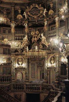 Margravial Opera House, Germany