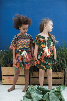 Verăo African jungle dinosaur girls clothing