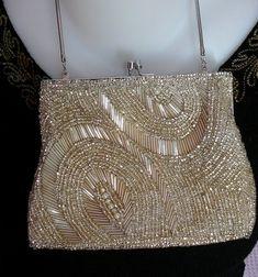 ♥•✿•♥•✿ڿڰۣ•♥•✿•♥  vintage beaded evening bag by The Nostalgia Fairy on flickr  ♥•✿•♥•✿ڿڰۣ•♥•✿•♥