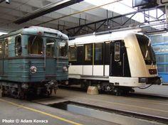 Hungary > BUDAPEST Metro (Subway)