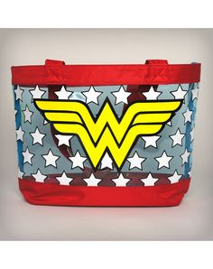 Wonder Woman Classic Clear Tote