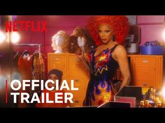 VIDEO Netflix AJ and the Queen Official Trailer TV commercial 2019 RuPaul stars in this outrageous series as a down on her luck drag queen traveling across America in a RV with a tough talking 10 year old stowaway AJ and The Queen arrives on January 10 Netflix Videos, New Netflix, Shows On Netflix, Netflix Series, The Queen Series, New Series, Rupaul, The Queen Netflix, Netflix Search
