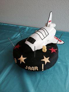 Space shuttle taart