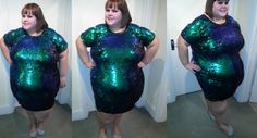 Dress Out, Prom Dresses, Formal Dresses, Big And Beautiful, Real Women, Fat Mermaid, Curves, Secret Diary, Plus Size
