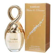Bebe Wishes & Dreams Perfume by Bebe 3.4 oz Eau De Parfum Spray for Women NIB #Bebe