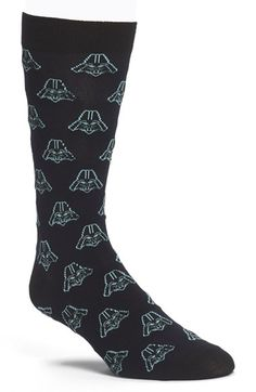 Cufflinks, Inc. 'Star Wars - Darth Vader' Socks available at #Nordstrom