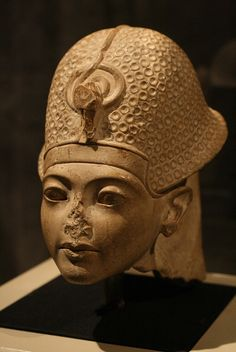 Head of Tutankhamun