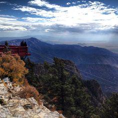 Sandia Peak, New Mexico