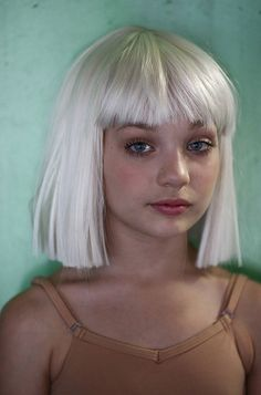 Maddie Ziegler in Chandelier Behind the Scenes