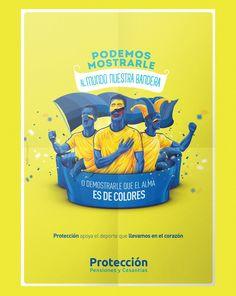 Copa América - Protección on Behance