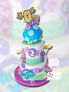 Wow Wow Wubbzy cake!