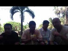 Hangout en directo de los creadores Wasanga 100% desde Cancun. Palabras con mucho valor. Click Ahora Aquí: http://www.elherreromillonario.com/