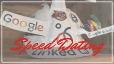 Google Speed Dating Speed Dating, Invitations, Christmas Ornaments, Holiday Decor, Google, Christmas Jewelry, Save The Date Invitations, Christmas Decorations, Shower Invitation