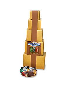 Ghirardelli Fathers Day Chocolate Tower #belk #fathersday #gifts