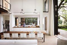 Double-volume dream house in Johannesburg