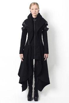 Gelareh Designs Avant Long Coat / PRE-ORDER