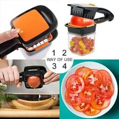 The Best Fruit and Vegetable Dicer Chopper – Next Wave Shop Vegetable Chopper, Vegetable Slicer, Perfect Portions, Kitchen Helper, Best Fruits, Fruits And Vegetables, Quick Meals, The Fresh, Meal Prep