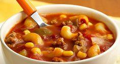 Chili Mac Soup Recipe by Betty Crocker Recipes, via Flickr