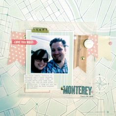 Monterey by Christy Harris at @Studio_Calico