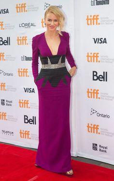EN IMAGES. Les robes de stars au Festival de Toronto 2014