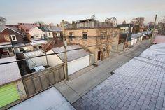 Laneway House Toronto Kohn Shnier Architects