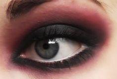 Alice: Madness makeup.