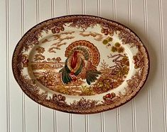 Classic Home Decor by CreatingThisLife on Etsy Classic Home Decor, Classic House, Overland Park, Decorative Plates, Etsy Seller, Thanksgiving, Halloween, Fall, Creative
