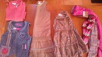 Vêtements fille 6 ans (letty) unité ou lot