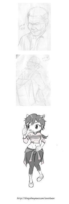 http://blog.ohmynews.com/overkwon/541356      iPad sketch 아이패드 스케치 오버권 프로