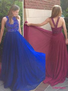 Sexy Prom Dresses,Glitter Prom Gowns,Elegant Prom Dress,Bling Prom Dresses,Chiffon Evening Gowns,Evening Gown PD20181985
