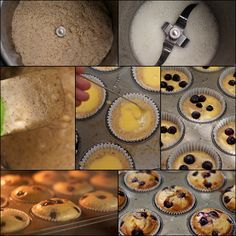 Recipe Lemon Curd & Blueberry Friands by opi2kenopi - Recipe of category Baking - sweet