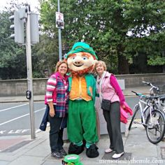 Ireland Trivia - Memories by the Mile