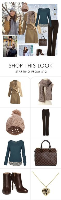 """""""Beanie !!! - Contest"""" by selene-cinzia ❤ liked on Polyvore featuring Vincent Pradier, Pilot, Warehouse, Fat Face, Louis Vuitton, Sergio Rossi and NOVICA"""