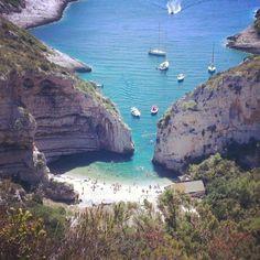 Stiniva beach, Island Vis , Croatia