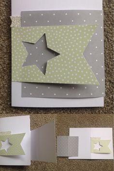 Stampin'Up, Kartenset, Ereignisse, Weihnachtskarte, Sternenkarte, Karte, Stern, Weihnachten,