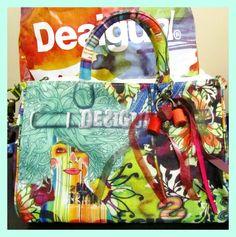 My Desigual bag <3<3<3