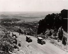 Historical Photos of Colorado Springs   1920 Gold Camp Rd.   Colorado Springs History