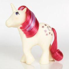 Moon Dancer I use to love my little ponnies when I was little