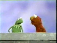 Kermit and Elmo LOUD and QUIET - Classic Sesame Street