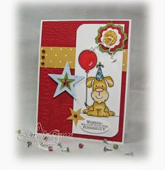Glitter in my Hair, wags 'n whiskers, wags n whiskers, viva la verve, colourq, colourq291, wagsnwhiskers, stamp, papercraft