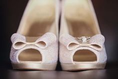 #CelebrationsbyAmyBacon  We love shoes and bling ... especially together.