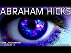Abraham Hicks - Allowing Yourself to be Imagined (2015) - YouTube