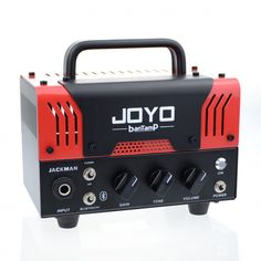 Tube Valve Amplifier : JOYO Jackman 20w Tube Guitar Amp Head Classic British Rock
