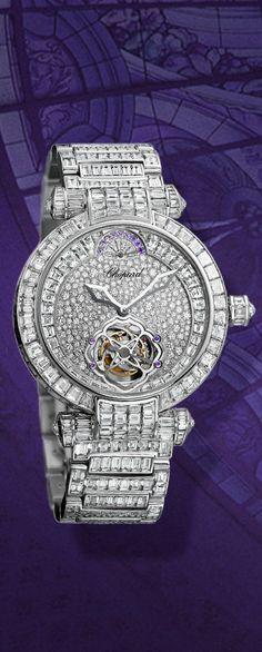 The IMPERIALE Tourbillon timepiece - An exquisite embodiment of Chopard's expertise in watchmaking and jewellery