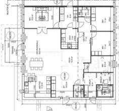 C:UsersvppDesktopjs hirvasKALLIOKUMPU 22KALLIOKUMPU 22 HIR House Plans, Floor Plans, Layout, Building, Flow, Page Layout, Buildings, House Floor Plans, Construction
